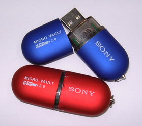 Sony Thumb Drives small