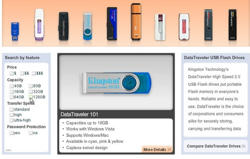 KingstonFlashDriveConsumerSearch