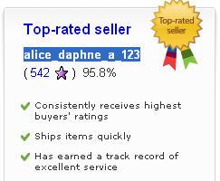 alice daphne a 123-TopRatedEbaySeller