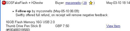 kitkitdigital2008-FeedBack Wrong eBay Member Response